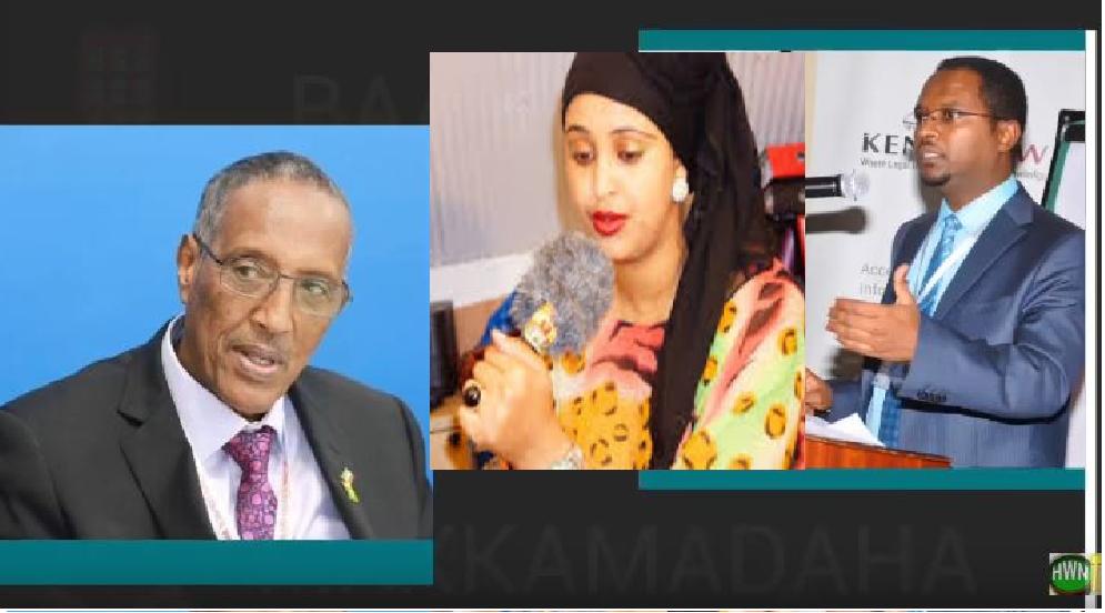 Daawo:-Garsoorkii Somaliland Oo Jeebka Muuse Biixi Iyo Xafiiskiisa U Gacan Galay Iyo Weriye Bushaaro Oo Faaqiday