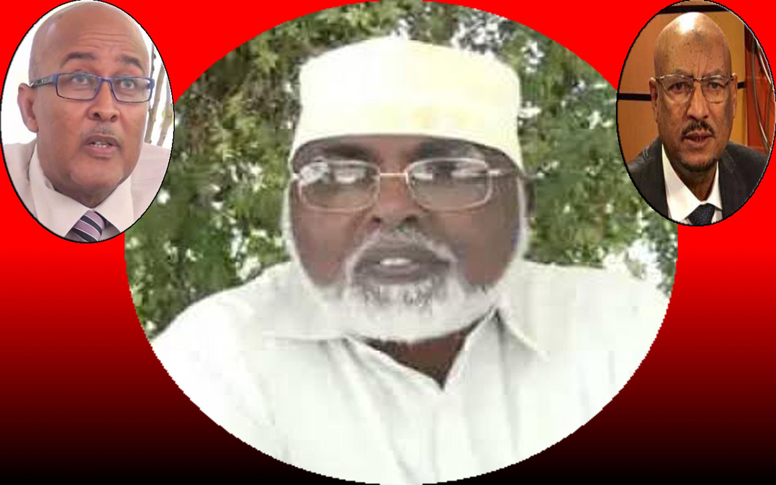 DAAWO:-Ex Wasiir Obsiiye Oo Cabdiraxmaan Ciro Iyo Faysal Ugu Baaqay Inay Dawlad Ku Dhawaaqaan.