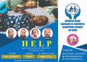 Ubad Gargaar Special Needs Children Center