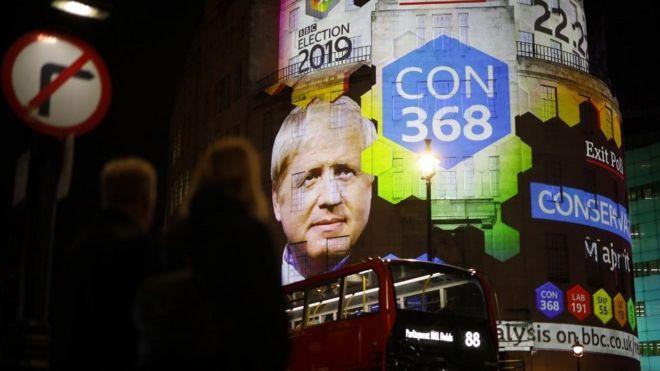Boris Johnson Oo La Saadaalinayo In Uu Guuleysto Iyo Jeremy Corbyn Oo Gaaray Go'aan Lama Filaan Ah