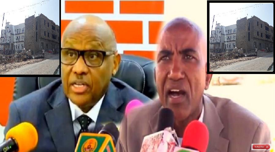 Maxaad Ka Taqaanaa Hab Dhaqanka Cali Baqdaadi Gudoomiyaha Baanka Dhexe Ee Somaliland? .. Waraysi Mr Dool..Qaybta 1aad