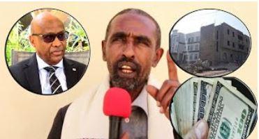 """Daawo Muuqaal:""""Gudoomiyaha Baaanku Yaanu Noqon Kii Go'aanka Maxkamada Gaadhayey.""""...Siyaasi Cali Curi"""