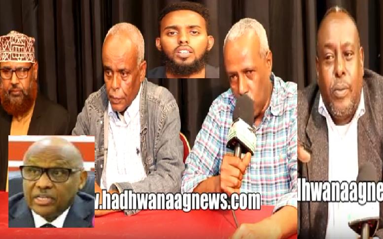 DAAWO: Jaaliyada Somaliland Ee Toronto Oo Cambaareeyay Xadhiga Labada Wariye Iyo Xayiraada Hadhwanaag