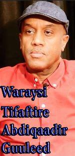 Daawo Muuqaal:-Safarkii Madaxweyne Muuse Biixi Ee Sucuudiga Oo Siro Cusub Laga Soo Bandhigay...Waraysi Tifaftire Cabdiqaadir Guuleed