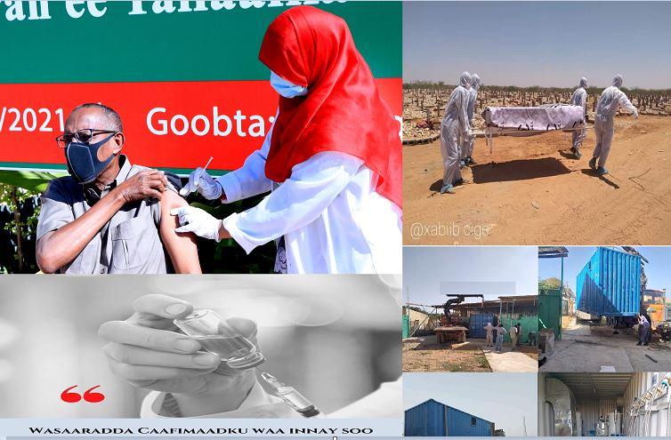 Daawo:-Xanuunka Covid-19 Oo Somaliland Halis Ku Haya, Dhimashada Oo Badan Iyo Xaaladaha Gobolada..Warbixin Gaar Ah