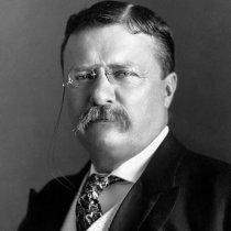 Theodore Roosevelt (1858-1919) Waa madaxweynihi 26-aad ee Mareykanka.