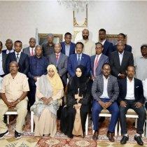 DAAWO: Madaxwayne Farmaajo Oo Ammaanay Soo Celinta Maamulka Hawada Somaliya