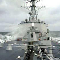 Sudan Welcomes First US Navy Ship Visit in Decades