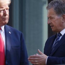 Trump, Finland's President to Meet at White House in October