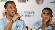 Ciyaaryahanada Didier Drogba Iyo Samuel Eto'o Oo Qaarada Afrika Ka Difaacay Qorshe Ku Saabsan Covid-19