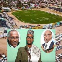 DAAWO: Suldaan Sheegay In 4.5 Lagu Qaybiyay Koobka Kubada Cagta Somaliland