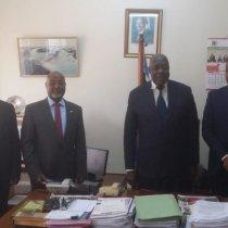 Ujeedada Safar Uu Wasiirka Macdanta Somaliland Ku Joogo Wadanka Uganda