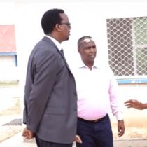 Daawo Muuqaal:-Somaliland Oo La Wareegtay Cusbitaal Qof Shacab Ahi Leeyahay Oo La Dhigayo Bukaanka Covid-19