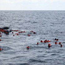 UN Reports 43 Dead After Migrant Ship Sinks Off Libyan Coast