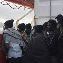 74 Migrants Rescued off Libyan Coast, 110 Others Turned Back