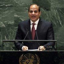 Egypt Urges Decisive Action Against States Backing 'Terror'