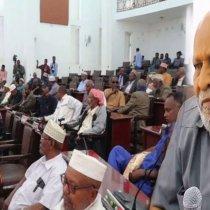 Golaha Guurtida Somaliland Oo Layskugu Yeedhay Kal-fadhigii 72aad