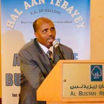 Waa kuma Maxamed Baashe?...WQ: Prof. Osman Abokor Dubbe