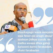 Qoraa Maxamed Baashe Oo Si Adag U Difaacay Midnimada Somaliland Iyo Soomaaliya Karbaashna U Raaciyey Xil Naasir Cali Shire