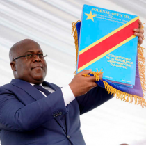 DR Congo's Tshisekedi 'In Full Control of New Government'