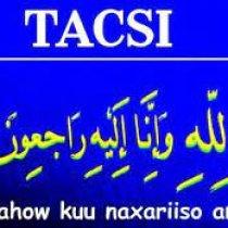 Tacsi Ku Socota Ehelkii Uu Ka Baxay Marxuum Ibrahim Haji Abdillahi Gamgam