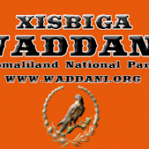 The Collapse Of WADDANI Regime Party Khadar Ibrahim