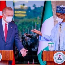 Erdogan & Afrika.! Waxa Qoray: Eng Samaale Mo Somali