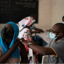 African Death Toll From COVID-19 Increasing