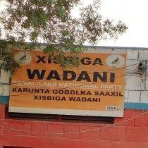 DAAWO SAWIRADA: Ciidamo la wareegay Xarumo uu leeyahay Xisbiga WADANI