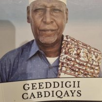 Falanqayna Buug Geedigii Cabdiqays.