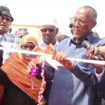 Madaxwaynaha somaliland oo xadhiga ka jaray qaybo cusub oo Huteelka Kaafi Lagu kordhiyay