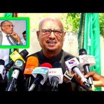 Daawo Muuqaal:-Somaliland Waxa Dhib Ku Ah Kuwii Xilka Loo Dhiibay...Faysal Cali Waraabe
