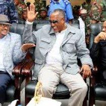 Guddoomiyaha UCID Oo Xubintii Uu Ku Lahaa Guddiga Doorashooyinka Cusub U Gudbiyay Madaxweynaha Somaliland