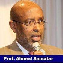 DAAWO: Prof. Samater Oo Is-barbardhig Ku Sameeyay Farmaajo Iyo Muuse Biixi