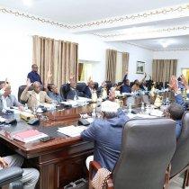 War Deg Deg Ah:-Golaha Wasiirada Somaliland Oo Ansixiyey Laba Xeer