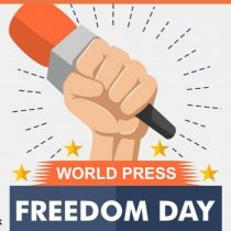 World Press Freedom Day 2021 (Resending with last sentence corrected in both