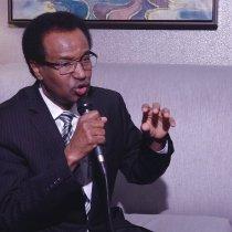 DAAWO: Prof Hussein Warsame oo sharaxaya nooca deynta laga cafiyay Somalia iyo sida ay u sameyneyso Somaliland