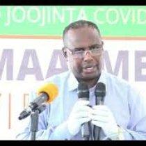 somaliland laba qof oo covid u geeriyooday iyo tirada oo si korodhay